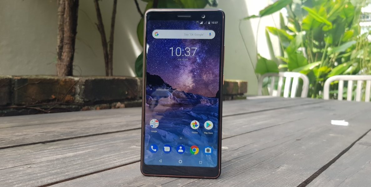 Nokia 7 Plus launched in Malaysia at RM1699