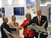 International support for the Eurofighter Typhoon for Malaysia