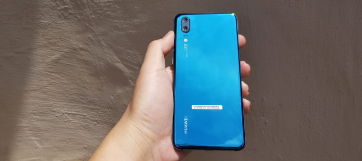 [Review] Huawei P20 – Potent Performer