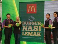 Mcdonald's Nasi Lemak burger reimagines an old favourite in a new way