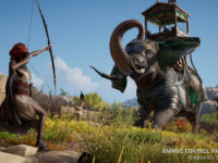 The Animus Control panel for Assassin's Creed Origins lands on PC