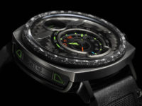 The Limited Edition P-51 RTR watch is literally made from a car