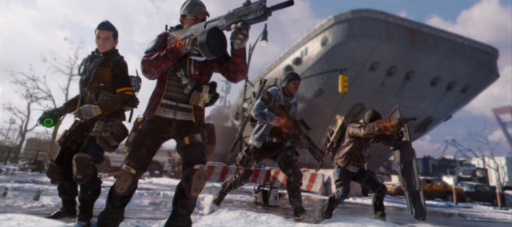 Tom Clancy's 'The Division' rolls out update 1.8.1 with new global events