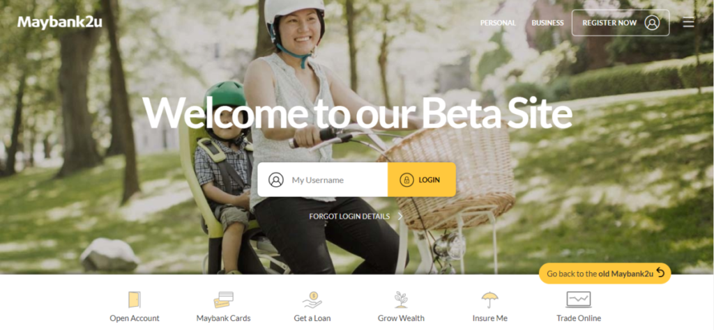 Revamped Maybank2u website makes banking easier | Hitech