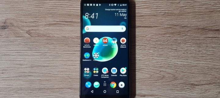 [Review] HTC Desire 12+ Midrange Mirrored Maven