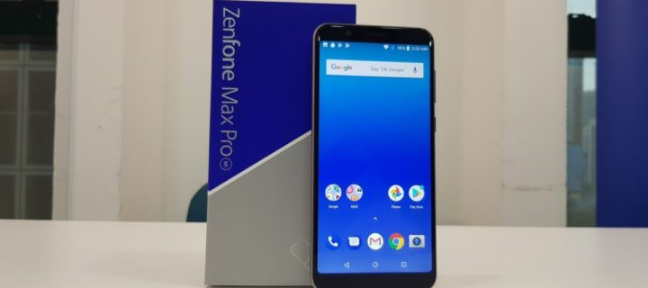 Everything you need to know about the Asus Zenfone Max Pro M1 that's coming to Malaysia