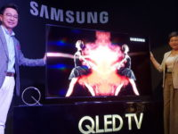 Samsung launches their QLED TVs in Malaysia