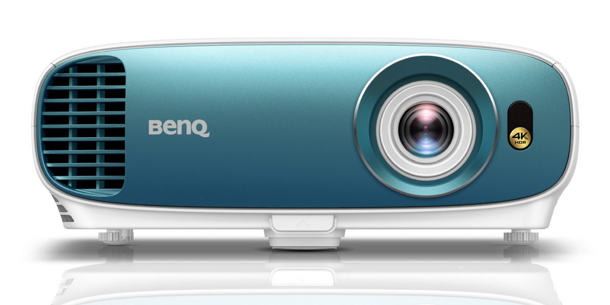 BenQ debuts sports-viewing oriented TK800 4K HDR home projector