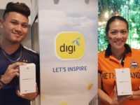 Digi Rah Rah Internet campaign kicks off with Huawei P20 Pro Twilight at RM1