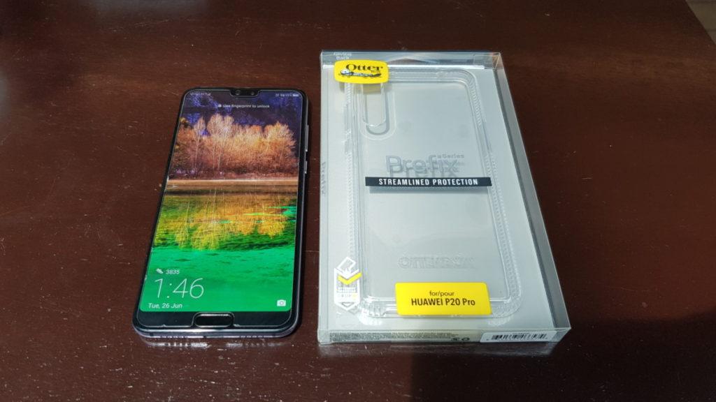official photos 83fe7 54d15 Review] Otterbox Prefix case for Huawei P20 Pro