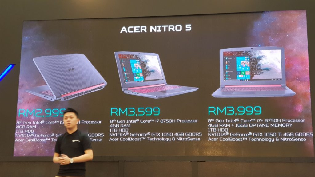 Acer unveils latest lineup gaming rigs spearheaded by the Predator