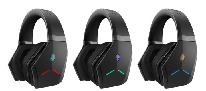 Alienware lights things up with new wireless headset and gaming mouse at E3 2018