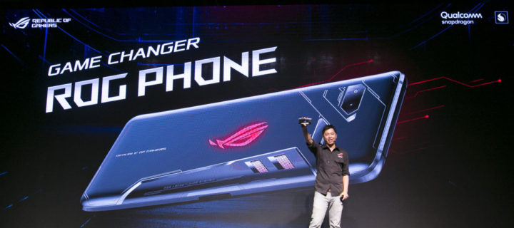 Asus ROG Phone redefines mobile gaming