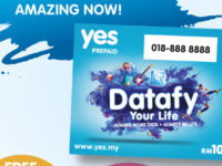 YES gives back to Malaysians with goodies galore