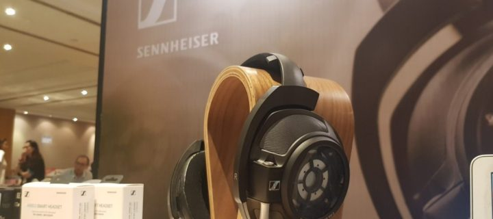 Sennheiser Malaysia showcases HD 820 audiophile cans at KL International AV Show