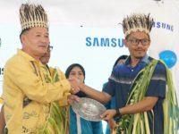 Samsung Smart Community Centre advances RPS Legap, Sungai Siput community to the future