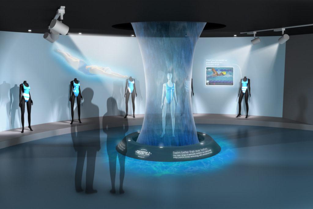 Epson LightScene EV-105 concept image