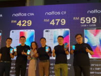 Neffos launches X9, C9, C9A and C7A phones for Malaysia