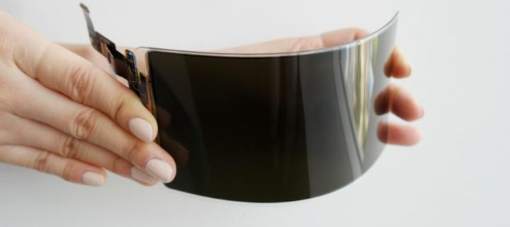 Samsung has developed an unbreakable OLED panel