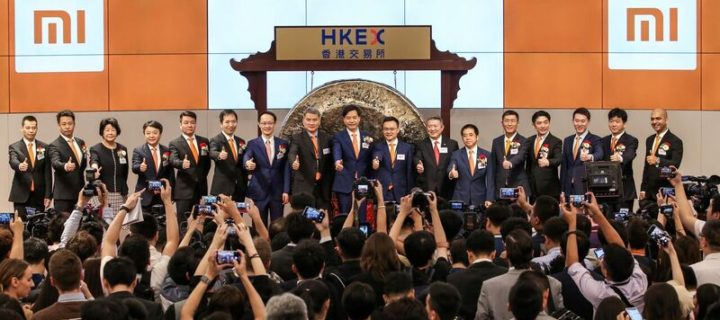 Xiaomi celebrates IPO with promotions galore