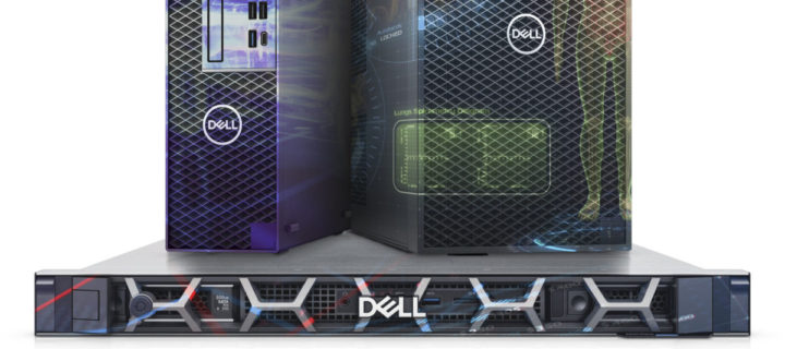 Smaller more efficient Dell Precision series workstations revealed