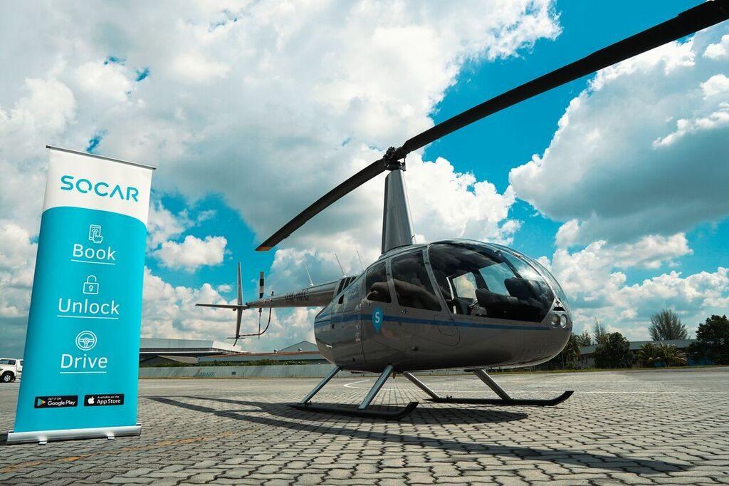 SOCAR Ultimate Yolo chopper
