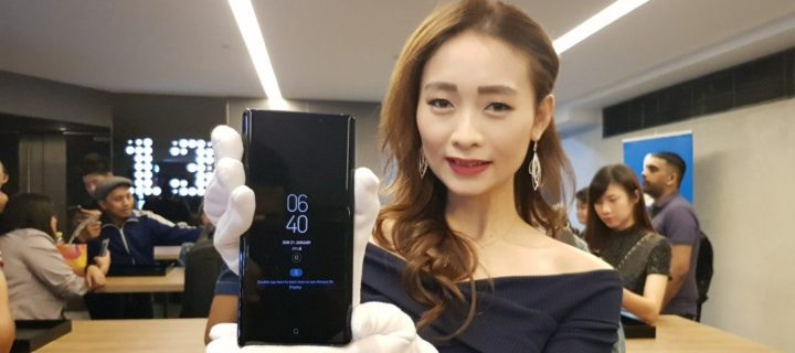 Galaxy Note9 preorder details for Malaysia revealed and they're super powerful