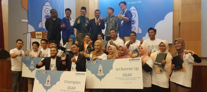 Samsung Global Startup Acceleration program 2018 to supercharge local start-ups