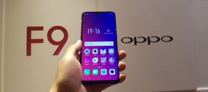 OPPO F9 launched in Malaysia