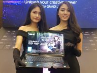 The swanky Asus ZenBook Pro 15 brings a Full HD Screen Pad touchpad into play