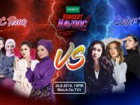 Win an OPPO F9 by voting for your favourite team at the OPPO HaVOOC concert
