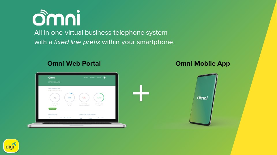 Omni virtual call centre programme from Digi