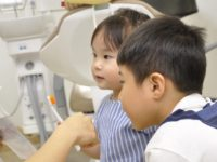 Something to Chew Over – Your Child's First Dental Visit