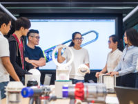 Dyson gives a glimpse of the future at exclusive R&D Lab Tour