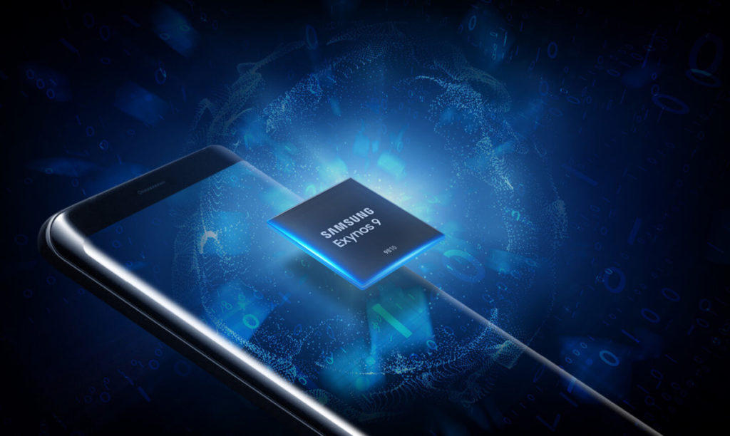 Exynos 9810 for Galaxy Note9