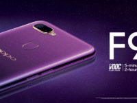 OPPO F9 Starry Purple debuting soon in Malaysia