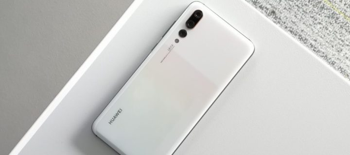 Huawei P20 Pro now comes in Pearl White