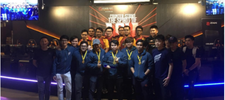 BenQ ZOWIE lauds team FrostFire as they advance to the next leg of eXTREMESLAND CS:GO Asia Open 2018