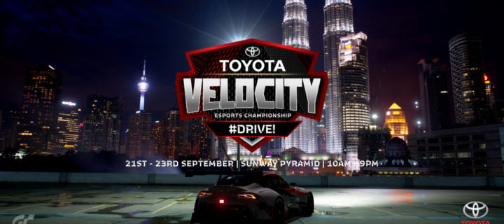Toyota announces foray into eSports with Toyota Velocity Esports Championship