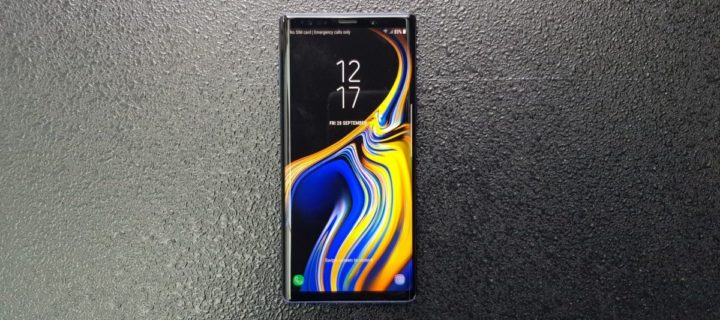 You can get the Samsung Galaxy Note9 with a RM400 rebate for a limited time