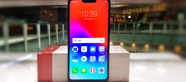 Here's a first look at the Realme 2 that aims to keep prices real when it launches in Malaysia