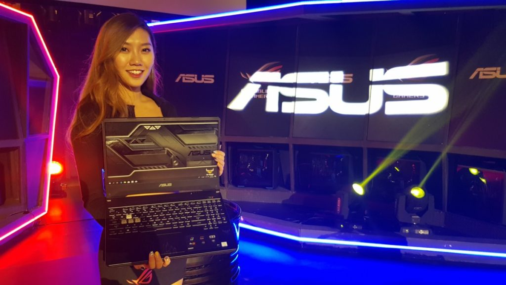 Asus launches ROG Phone, TUF FX505 and TUF FX705 series gaming