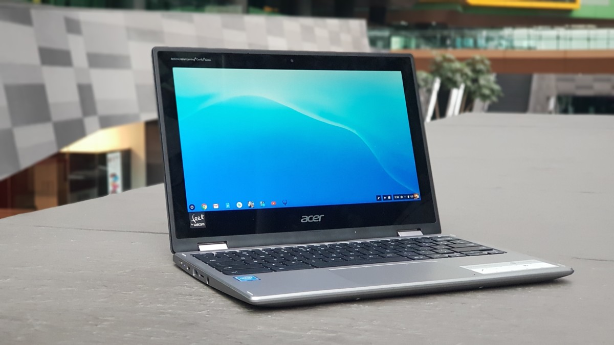 [Review] Acer Chromebook Spin 11 – Productive Performer