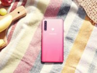 Samsung debuts the quad camera toting Galaxy A9