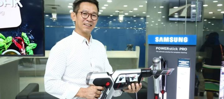 Samsung's cordless POWERstick PRO vacuum cleaner lands in Malaysia