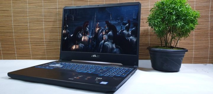 Review] Asus FX505 - Glorious Gaming Goodness |