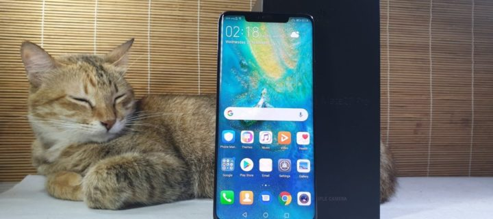 The Huawei Mate 20 Pro with 8GB RAM and 256GB storage coming to Malaysia