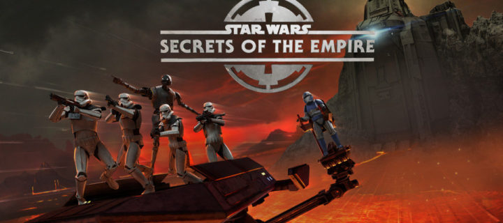 Tickets to Star Wars: Secrets of the Empire at Resorts World Genting up for preorders this week