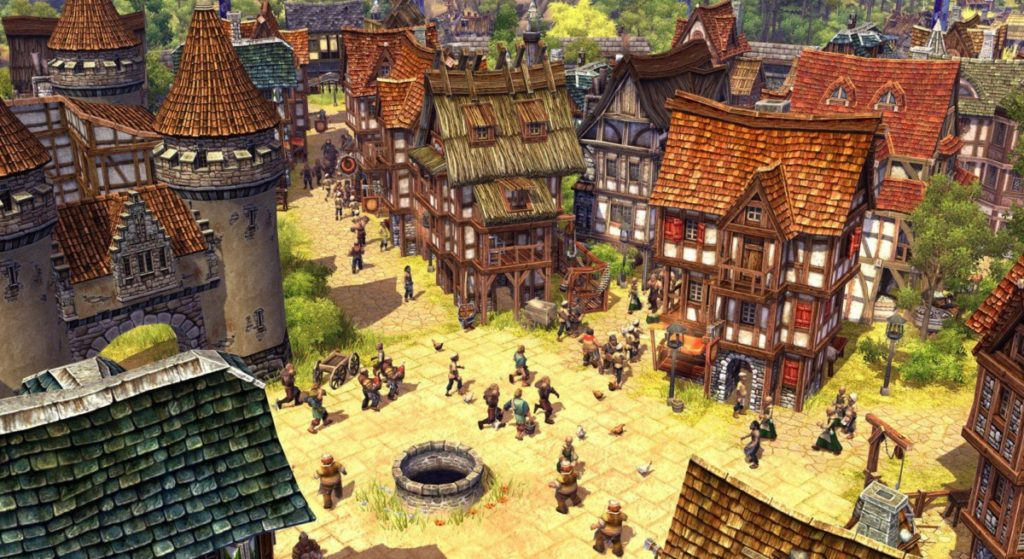Get settled in as Ubisoft has rolled out the Settlers