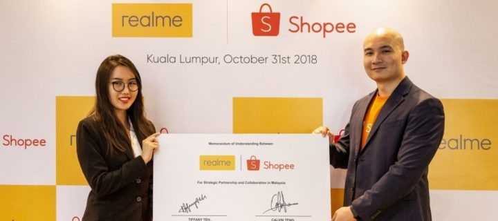 Shopee scores exclusive rights to launch Realme 2 Pro